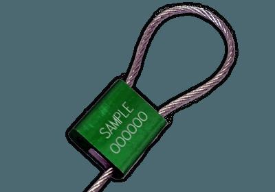 PRECINTOS CON CABLE