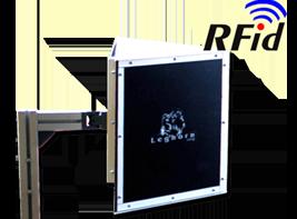 LECTORES Y SISTEMAS RFID