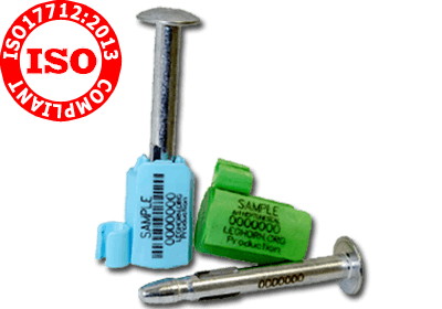 PRECINTOS ISO 17712:2013