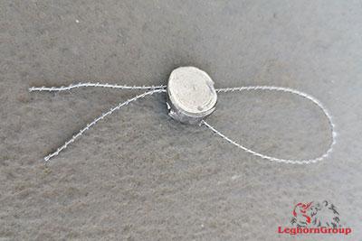 alambre espiralado cincado ejemplos de uso