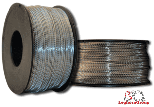 alambre espiralado cincado