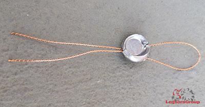alambre espiralado de cobre ejemplos de uso