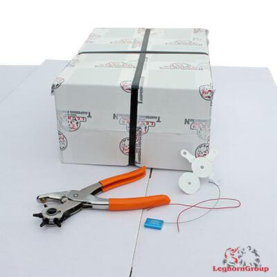 alicate perforador para alfe oseal como usarlo
