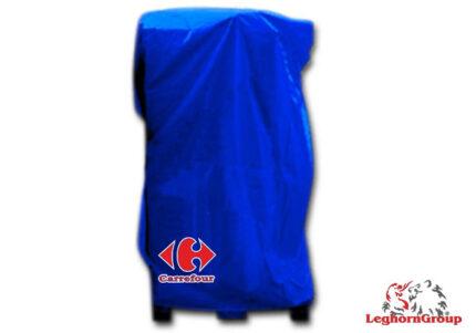 bolsa de protección en polietileno para paletas bologna