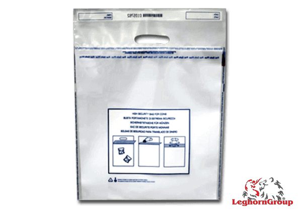 Bolsa De Seguridad Para Transporte De Dinero Coin Bag