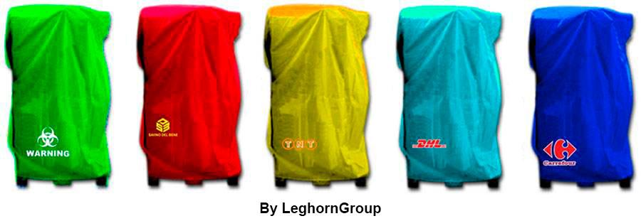 bolsa proteccion polietileno para paletas bologna colores personalizacion
