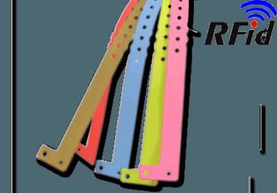RFID BRAZALETE DE PLÁSTICO