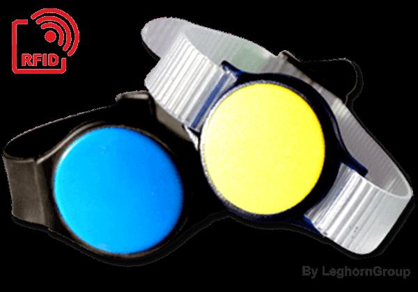 Brazalete Reloj RFID LF/HF/UHF