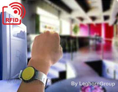 brazalete reloj rfid uhf ejemplos de uso