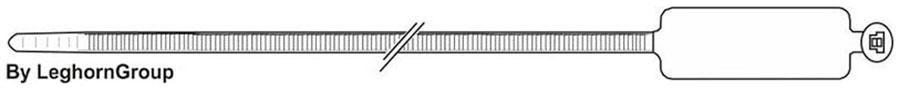 brida cableado etiqueta identificacion colores