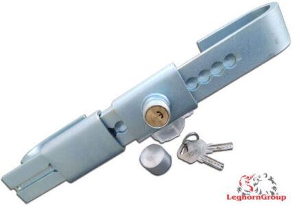 cierre ajustable para portas de camion cargo door lock