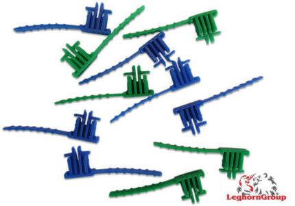 cierre plástico manual reutilizable para contenedores postalblock