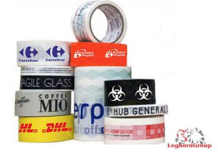 cinta adhesiva coloreada personalizada