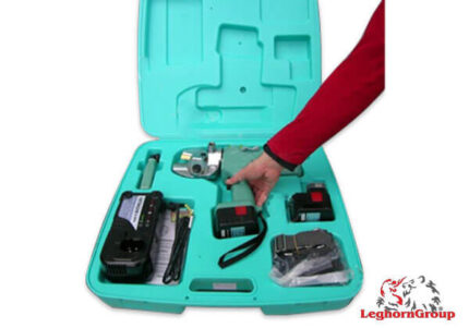 cizalla eléctrica de bateria