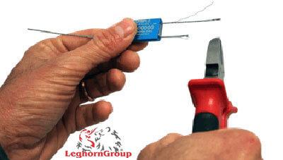 cortadora de cables ejemplos de uso