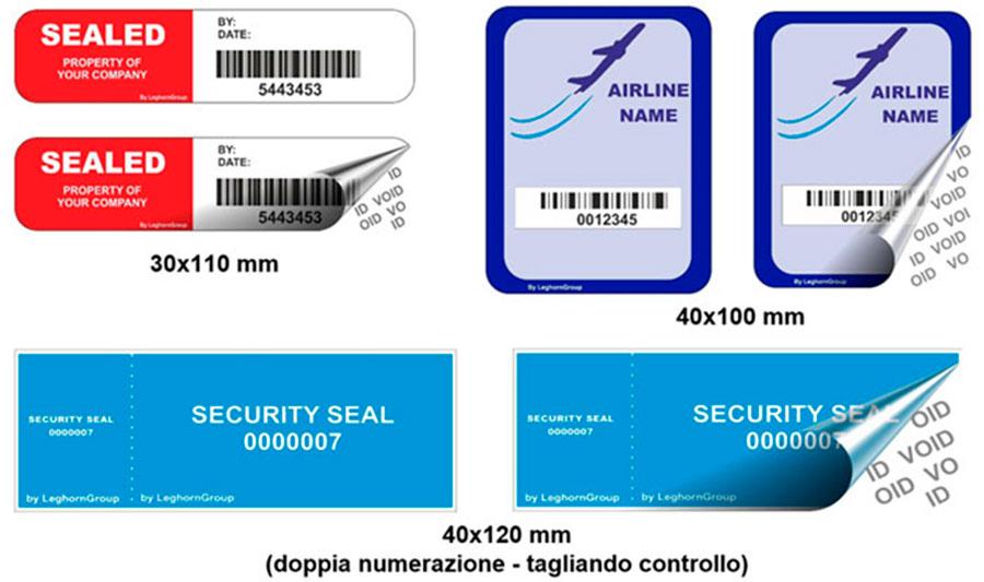 etiqueta seguridad void ejemplos realizadas