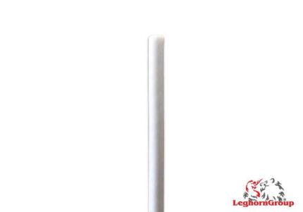 hilo de hierro plastificado