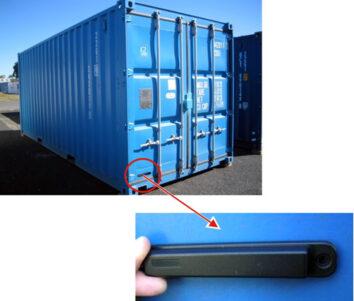 metal tag para contenedores rfid uhf ts10