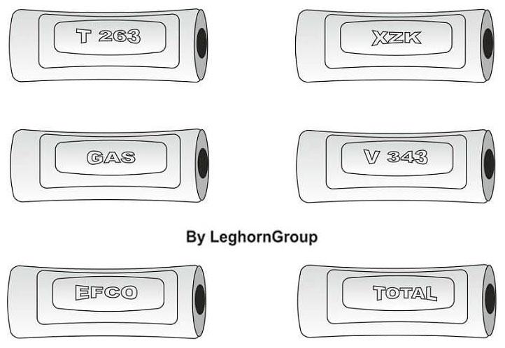 precinto aluminio alluseal personalizaciones