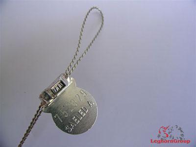precinto aluminio cralu seal como usarlo