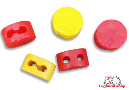 precinto botón de plástico plombex