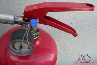 precinto boton plastico plombex ejemplos de uso