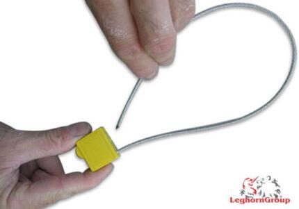 precinto cable doble pasaje cronus seal colores