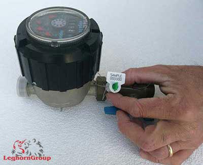 precinto cierre rotativo twist seal ejemplos de uso