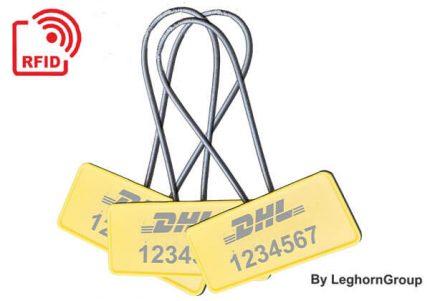 precinto con cable rfid antitamper