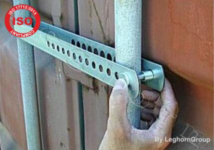 precinto de barra para contenedores block bar