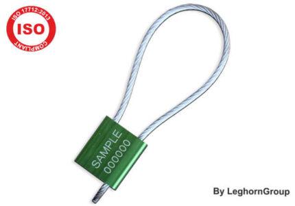 precinto de cable de alta seguridad 3.5x250mm
