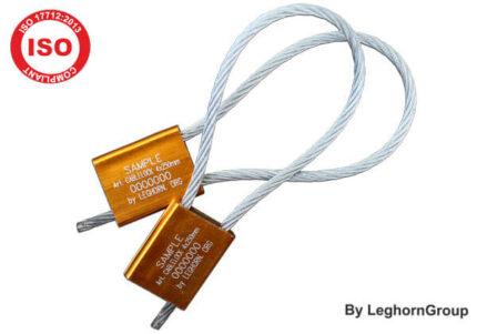 precinto de cable de alta seguridad 4×250mm