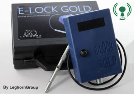 precinto electrónico e-lock gold