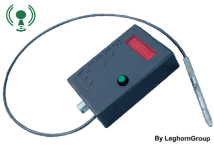 precinto electrónico e-lock standard
