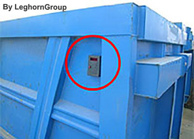 precinto electronico gps detector ejemplos de uso