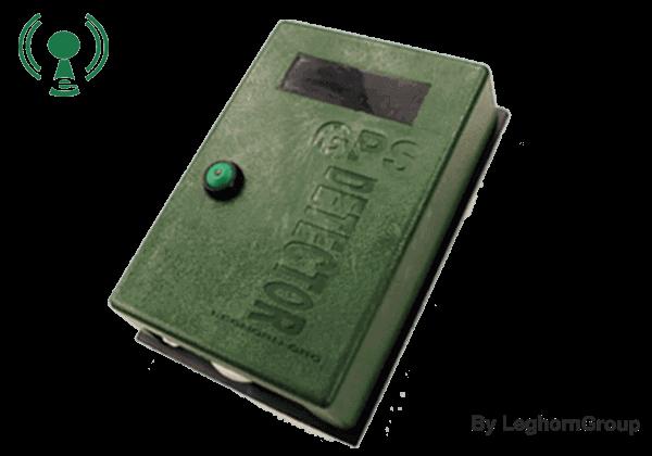 Precinto Electrónico GPS Detector