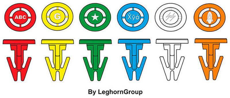 precinto para cajas totebox seal 17x14 mm colores personalizaciones