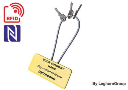 precinto para control llaves rfid