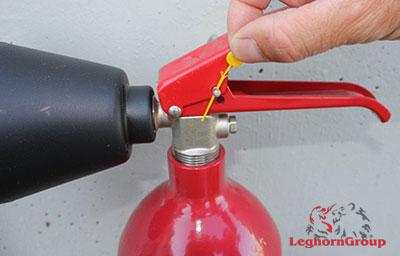 precinto para extintores uranus seal como usarlo