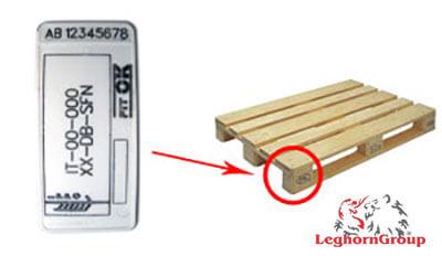 precinto para paletas pallet seal ejemplos de uso