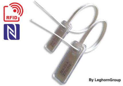 precinto plástico ajustable hectorseal rfid nfc uhf