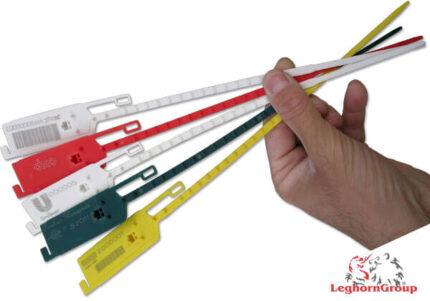 precinto plástico ajustable longseal 6x420mm