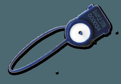 precinto plastico ajustable para contadores alcyone 1x161mm