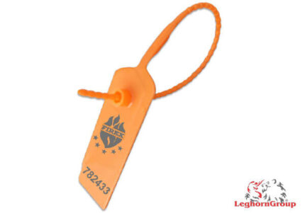 precinto plástico ajustable para extintores twiggyseal 22x190mm