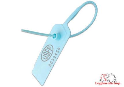 precinto plástico ajustable para salidas emergencia twiggyseal 22x250mm