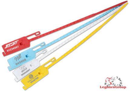 precinto plástico ajustable simpleseal 6x294mm