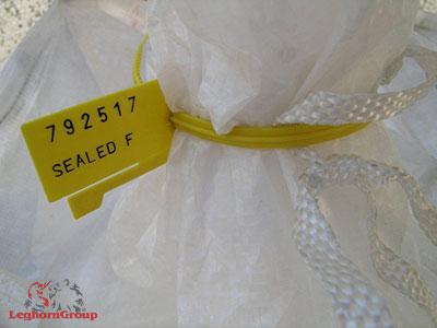 precinto plastico long seal ejemplos de uso