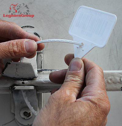 precinto plastico orion seal como usarlo