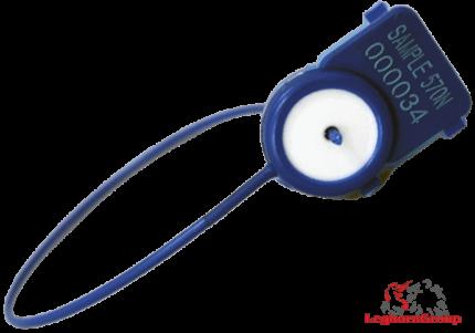 precinto plastico para contadores alcyone seal 1×161 mm