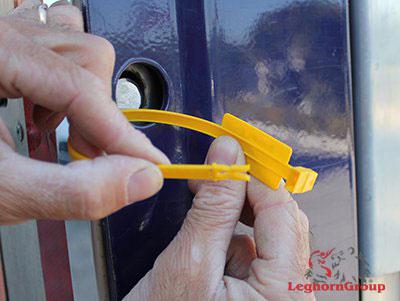 precinto plastico ringlabel seal como usarlo